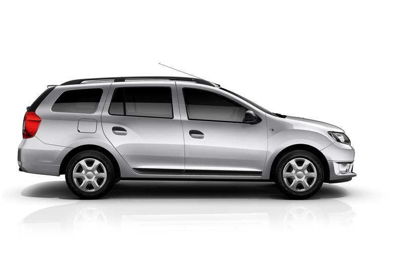 Foto Lateral Dacia Logan Mcv Familiar 2014