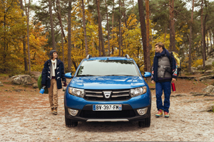 Foto Exteriores (5) Dacia Sandero-stepway Dos Volumenes 2012