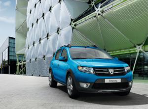 Foto Exteriores (9) Dacia Sandero-stepway Dos Volumenes 2012