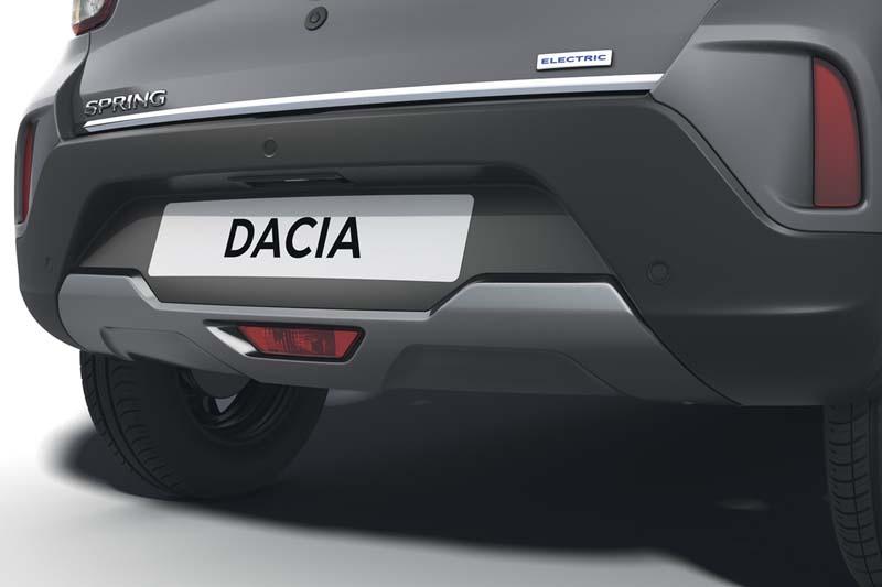 Foto Detalles Dacia Spring Suv Todocamino 2020