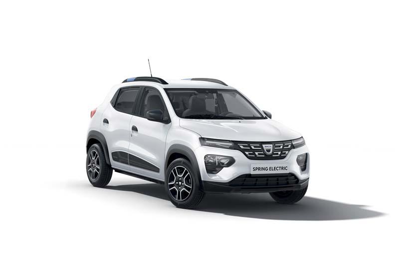 Foto Exteriores Dacia Spring Suv Todocamino 2020