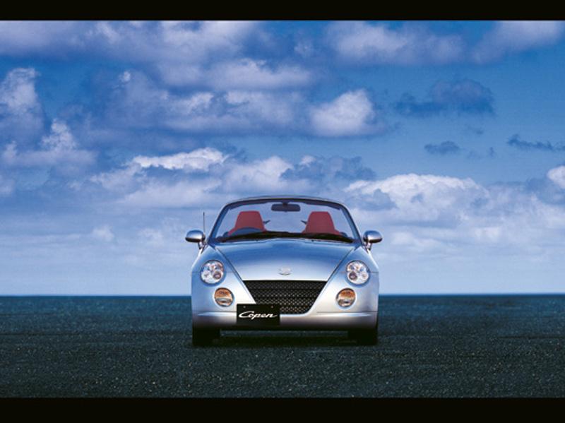 Foto Frontal Daihatsu Copen Descapotable 2005