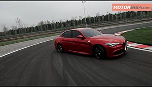 Foto Cruzada Alfa Romeo Giulia Diccionario Peso-seguridad