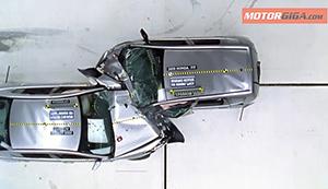 Foto Accidente Imagen Cenital Diccionario Peso-seguridad