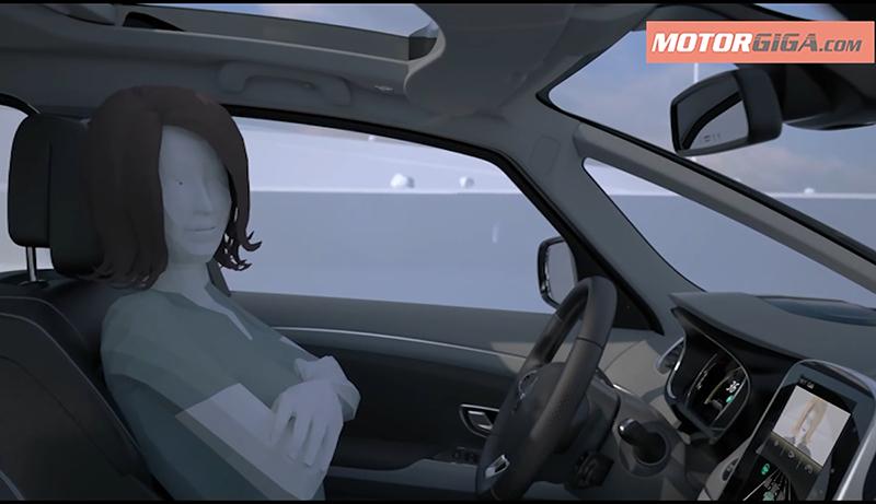 Conducción sin manos