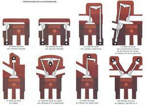 Foto Distribucion Estructuras Diccionario Distribucion