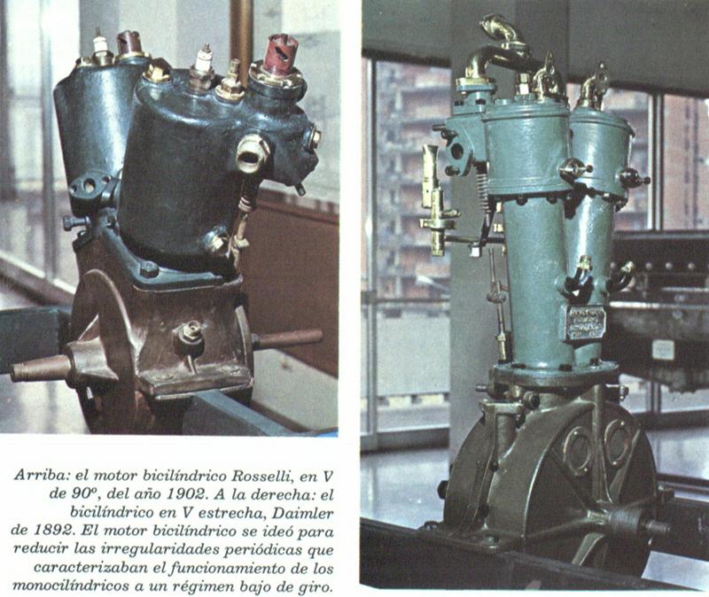 Motor bicilíndrico