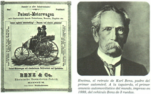 Foto Benz Karl Diccionario Personajes