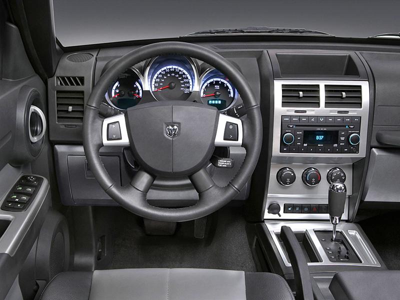 Salpicadero on 2012 Dodge Dakota Rt