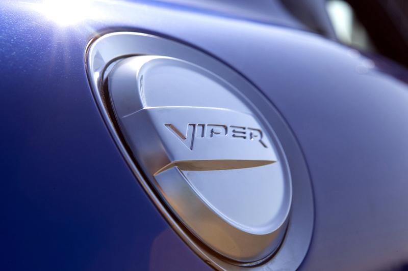 Foto Detalles Dodge Viper Srt Cupe 2012