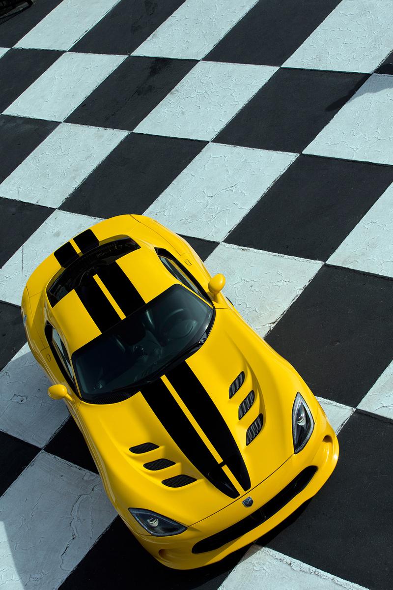 Foto Exteriores Dodge Viper Srt Cupe 2012