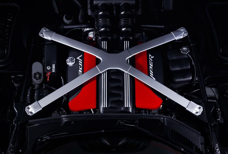 Foto Tecnicas Dodge Viper Srt Cupe 2012