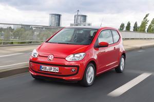 Up! el pequeño Volkswagen