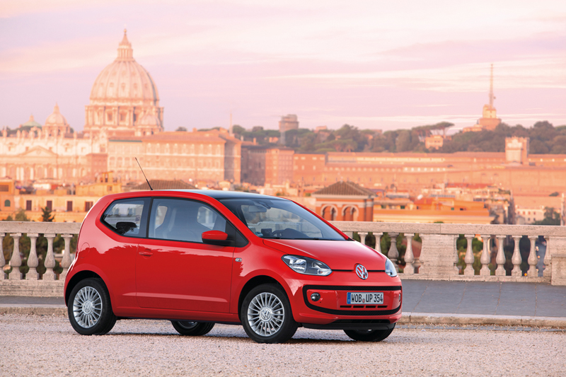 VW up! Roma