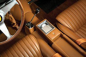 Foto Interiores (3) Ferrari 275-gts-4-nart-spider Descapotable 1968