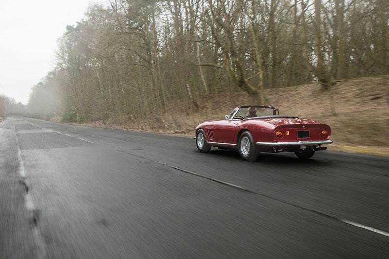 Foto Exteriores (3) Ferrari 275-gts-4-nart-spider Descapotable 1968