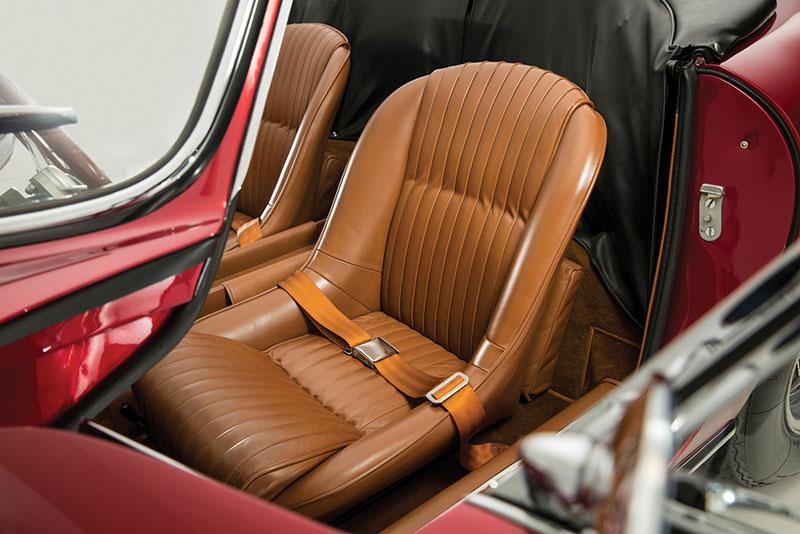 Foto Interiores (5) Ferrari 275-gts-4-nart-spider Descapotable 1968