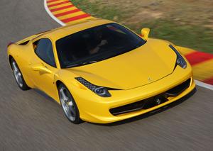 Foto Exteriores Ferrari 458 italia Cupe 2009
