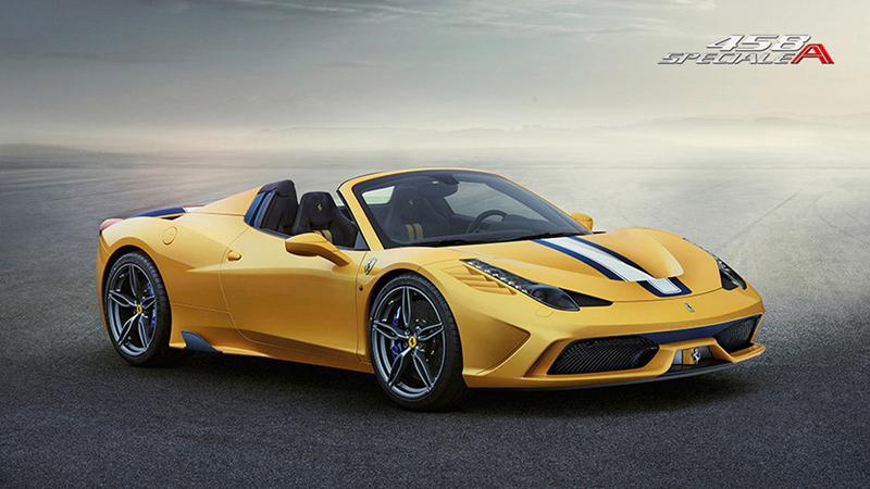 Foto Exteriores (3) Ferrari 458-speciale-a Descapotable 2014