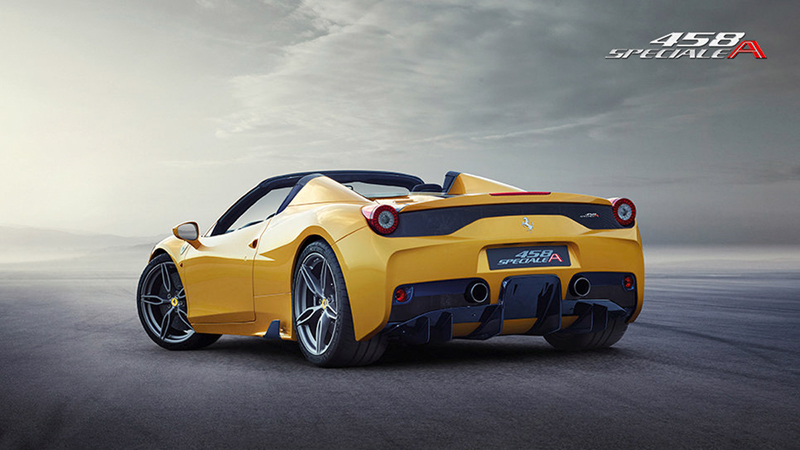 Foto Exteriores (4) Ferrari 458-speciale-a Descapotable 2014