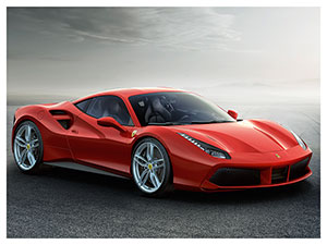 Foto Delantera Ferrari 488-gtb Cupe 2015