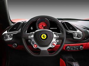 Foto Interiores Ferrari 488-gtb Cupe 2015