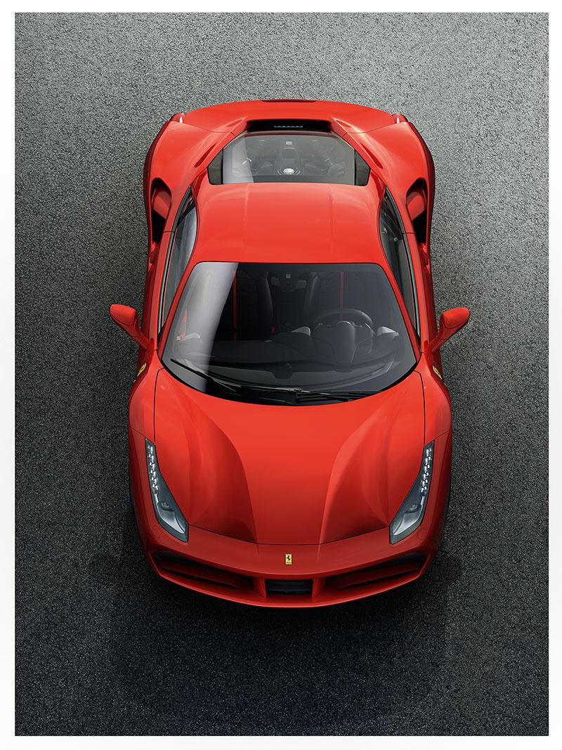 Foto Exteriores Ferrari 488 Gtb Cupe 2015