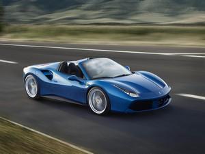 Foto Exteriores 1 Ferrari 488-spider Descapotable 2016