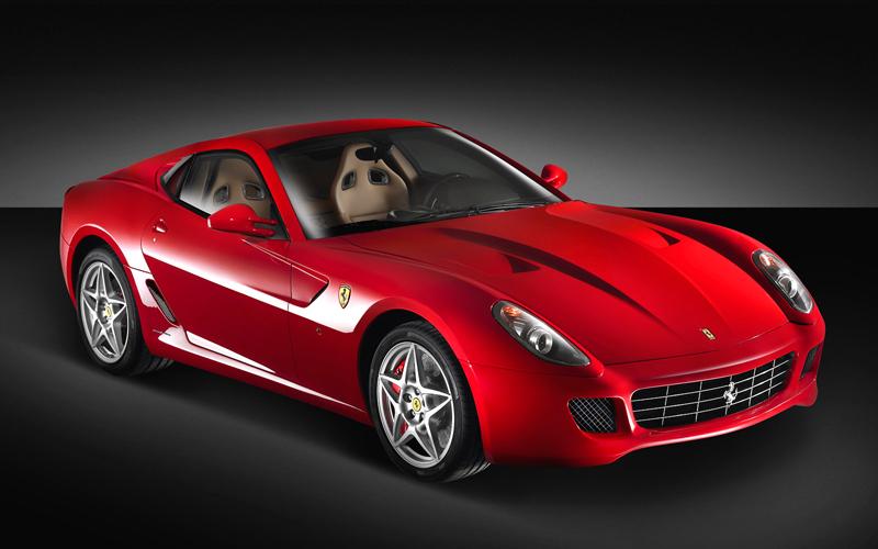 Foto Delantero Ferrari 599 Gtb Cupe 2008