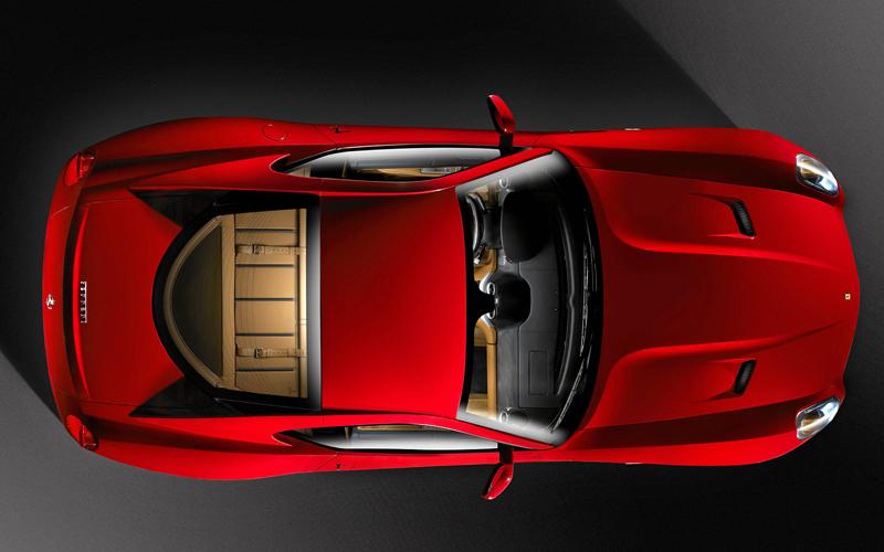 Foto Lateral Ferrari 599 Gtb Cupe 2008