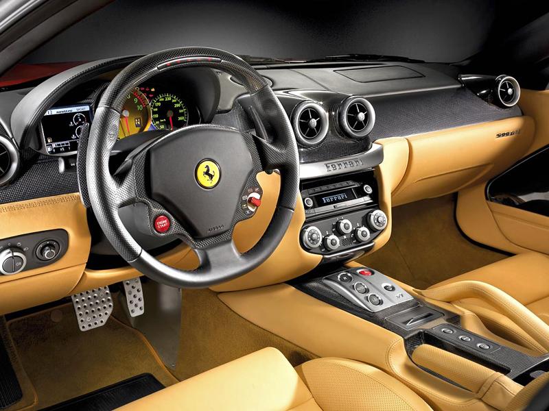 Foto Salpicadero Ferrari 599 Gtb Cupe 2008