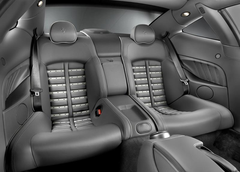 Foto Interiores Ferrari 612 scaglietti Cupe 2007