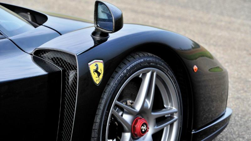 Foto Detalles Ferrari Enzo Cupe 2004