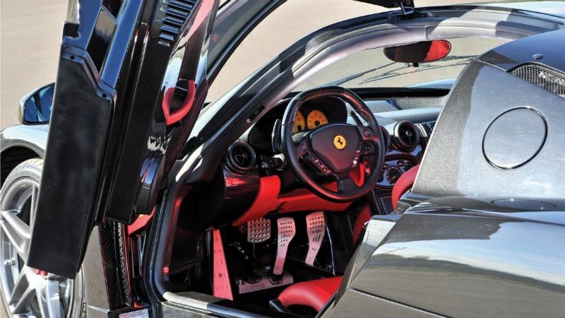 Foto Interiores Ferrari Enzo Cupe 2004