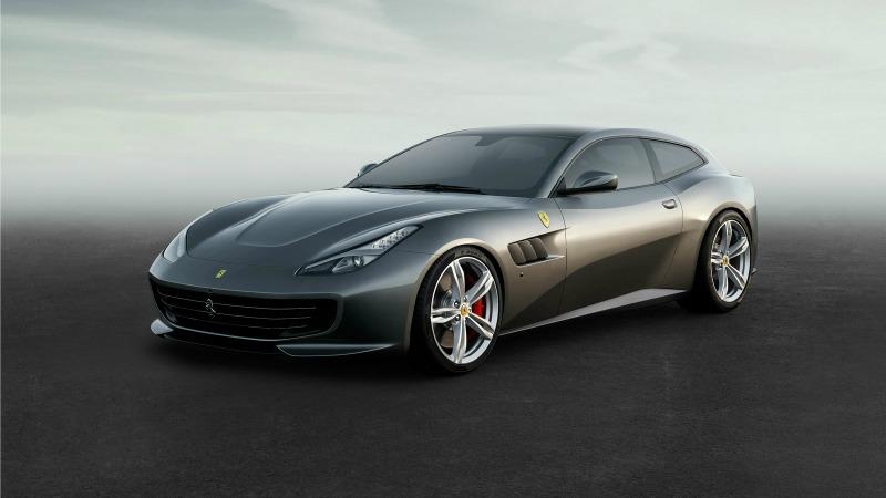 Ferrari GTC5Lusso