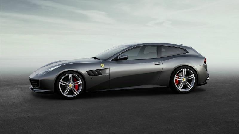 Foto Exteriores (3) Ferrari Gtc4lusso Cupe 2016