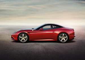 Foto Lateral Ferrari California-t Descapotable 2014