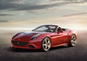 Foto Perfil Ferrari California-t Descapotable 2014