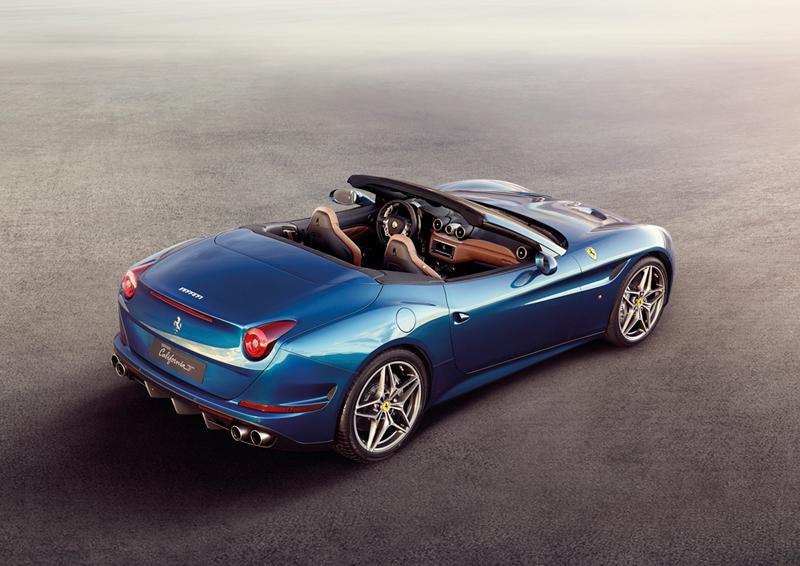 Foto Exteriores (1) Ferrari California-t Descapotable 2014