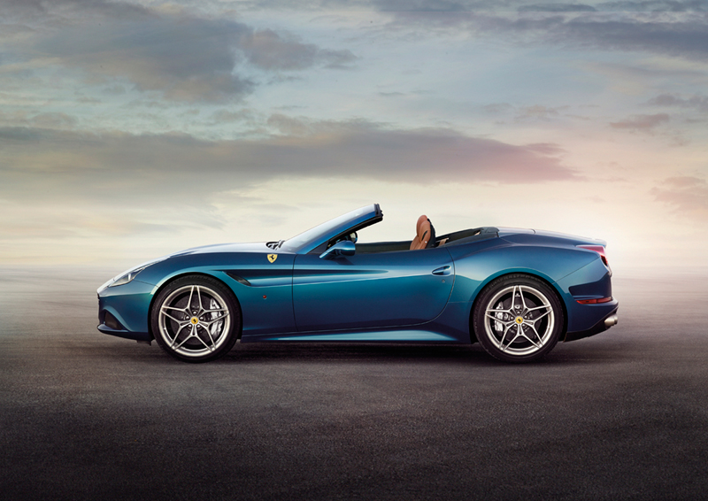 Foto Exteriores Ferrari California T Descapotable 2014
