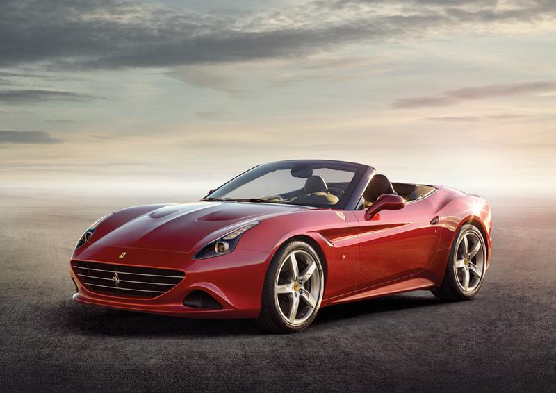 Foto Perfil Ferrari California-t Descapotable 2014