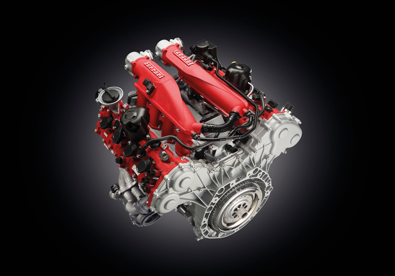 Foto Tecnicas Ferrari California T Descapotable 2014