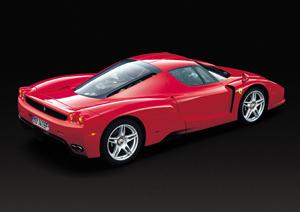 Foto Trasero Ferrari Enzo Cupe