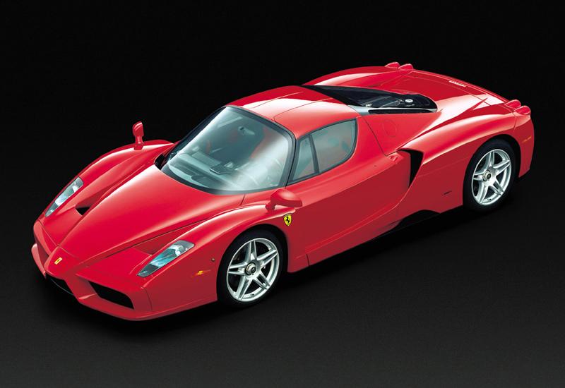 Foto Delantero Ferrari Enzo Cupe