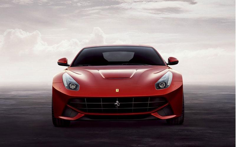 Foto Exteriores Ferrari F12 Berlineta Cupe 2012