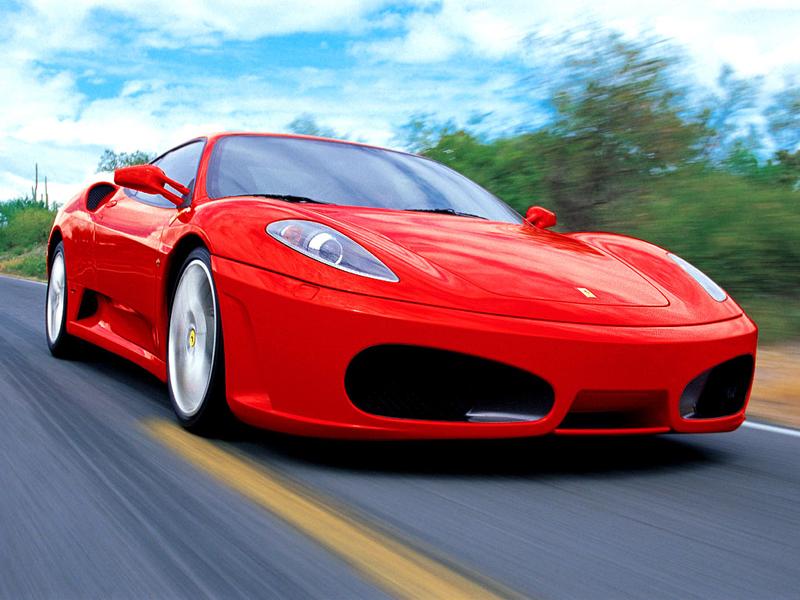 Foto Delantero Ferrari F430 Cupe 2008