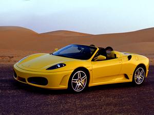 Foto Delantero Ferrari F430 Descapotable 2008