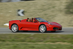 Foto Delantera Ferrari F430 spyder Descapotable 2007