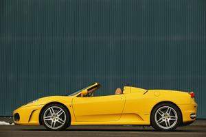 Foto Perfil Ferrari F430 spyder Descapotable 2007