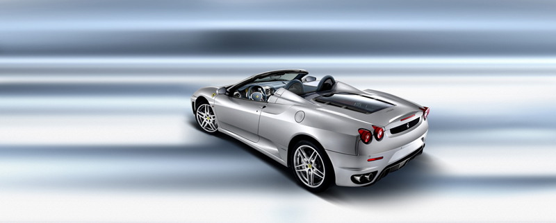 Foto Exteriores Ferrari F430 spyder Descapotable 2007
